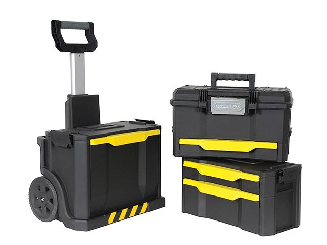 TOOLBAGS / TOOLBOXES / ORGANISERS