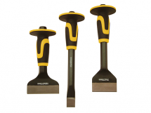 BUILDERS CHISELS & BOLSTERS