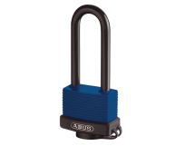 ABUS MARINE GRADE PADLOCK 45mm WITH 63mm LONG SHACKLE