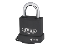 ABUS EXTREME WEATHERPROOF PADLOCK - OPEN SHACKLE