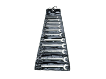 Bahco Combi Spanner Set 11pc Metric