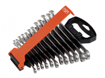 Bahco Combi Spanner Set 12pc Metric