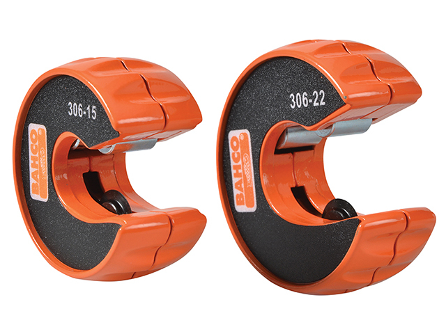 Bahco Pipe Slice Twin Pack 15mm & 22mm