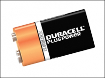 9V (PP3) DURACELL+ BATTERY