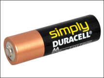 AA DURACELL+ BATTERY (PK/4)