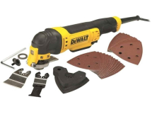 DeWalt DWE315B Multi Tool 240V with free accessories & bag