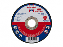 Cut Off Disc for Metal 115 x 3.2 x22mm