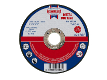 Cut Off Disc for Metal 125 x 3.2 x22mm