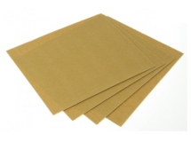 Glasspaper Sheets 230 x 280mm Assorted Pack of 5 Sheets