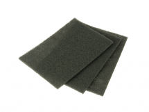 Hand Pads 230 x 150mm Pk of 10 Grey - Ultra Fine
