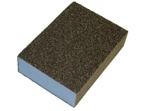 Aluminium Oxide Sanding Block Coarse - Medium