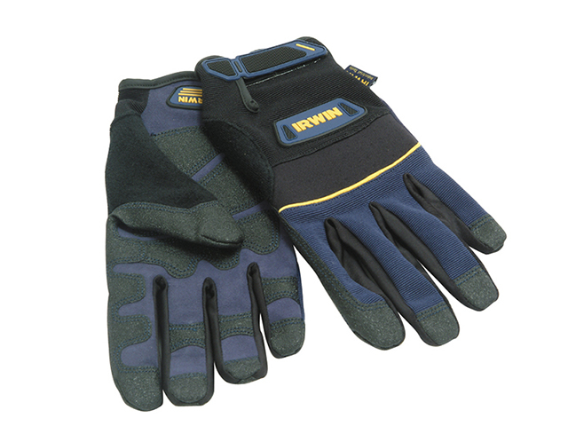 Irwin Heavy-Duty Jobsite Gloves Large