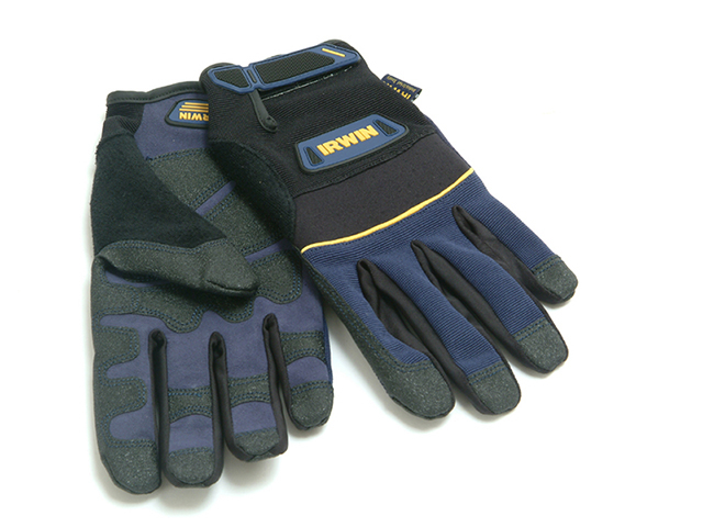 Irwin Heavy-Duty Jobsite Gloves Extra Large