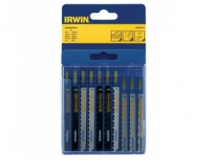 Jigsaw Blade Set Assorted 10pc