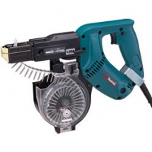 Makita Autofeed Scewdriver 110v Coil Feed (Model 6837)