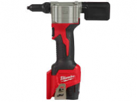 Milwaukee Pop Riveter Kit 12v 1 x 2.0Ah Li-Ion