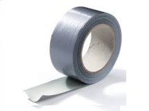Duct Tape - Silver 50mm X 50mtr