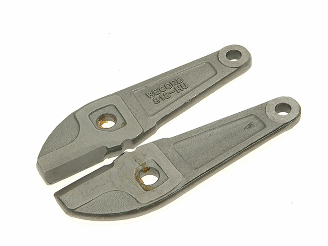 Record J942H Pair of High Tensile Replacement Jaws
