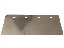 Floor Scraper Blade 300mm Stainless Steel