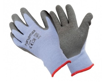 THERMAL GLOVE DAKOTA SZ9 GREY FLEECE LINING