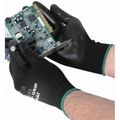PU GLOVE SZ 10 BLACK