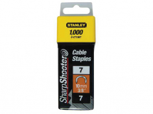 Cable Staples Type 7 CT100 12mm CT108T Pack 1000