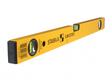 120cm Stabila Spirit Level Double Plumb 3 Vial (70-2-120)