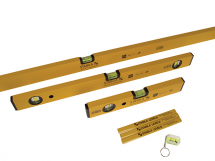 Stabila Spirit Level - 3 Pack (60cm,120mm & 180mm)