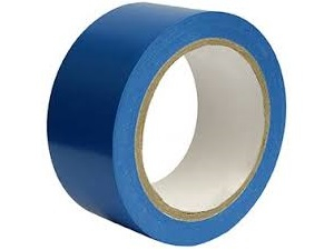 Line Marking Tape Blue 50mm x 33mtr