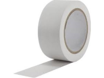 Line Marking Tape White 75mm x 33mtr