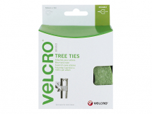 VELCRO Adjustable Tree Ties 50mm x 5m Green