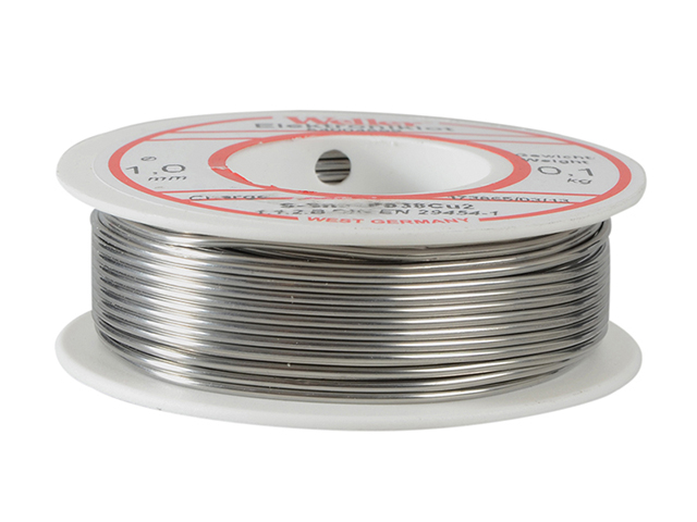 EL60/40-100 Electronic Solder Resin Core 100g